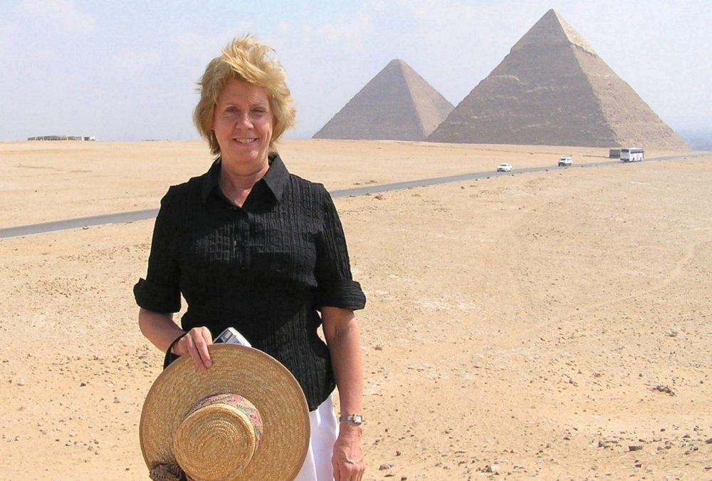 How A Holiday In Egypt Led To My First Book