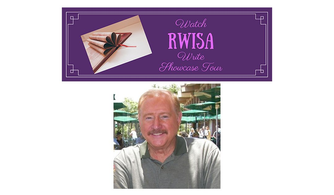"Welcome to the WATCH ""#RWISA"" WRITE Showcase Tour! #RRBC #RRBCWRW – Day 6 – Author Ronald Yates @JHawker69"